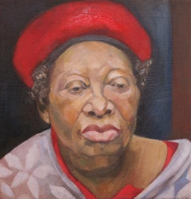 Portrait of Loretta